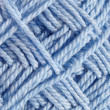 Texture on half-finished ball of knitting wool — Stock Photo