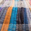 Rag rug — Stock Photo