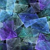 Precious stones fractal — Stock Photo