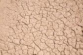 Suchej ziemi pęknięty tło — Zdjęcie stockowe