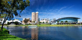 River Torrens Cruise — Stock Photo