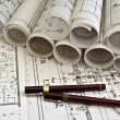 Architectural plan — Stock Photo #6975466