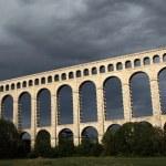 Beautiful 19th century bridge in Provence, Southern France. Shot — Stock Photo #7415835