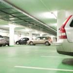 Underground parking/garage — Stock Photo #7416084