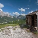 Lovely summer alpine scenery — Stock Photo #7416112