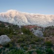 Mont Sainte Victoire in Provence, France — Stock Photo