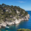 Splendid southern France coast (Calanques de Cassis) — Stock Photo #7417088