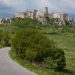 Royalty-Free Stock Photo: Spissky hrad castle in Slovakia