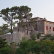 Chateau of Vauvenargues - Pablo Picasso's residence in Provence, - Stock Photo