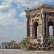 Arc de Triomphe, in Peyrou Garden in Montpellier, France — Stock Photo