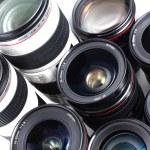 Lenses — Stock Photo