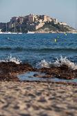 Calvi, Corsica., France — Stock Photo