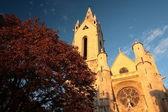 Saint-Jean de Malte church in Aix-en-Provence, France — Stock Photo