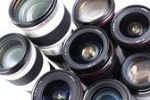 Lenses — Stockfoto
