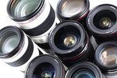 Objektive — Stockfoto