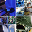 Stock Photo: Industrial production