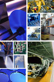 Industrial production — Stock Photo