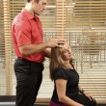 Chiropractor — Stock Photo #7458380
