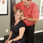 Chiropractor — Stock Photo #7459604