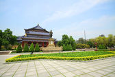 Sun Yat-sen Memorial Hall in Guangzhou, China — Stock Photo