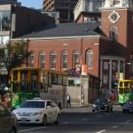 Boston Street — Stock Photo