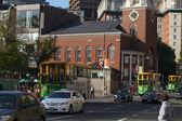 Boston street — Stockfoto