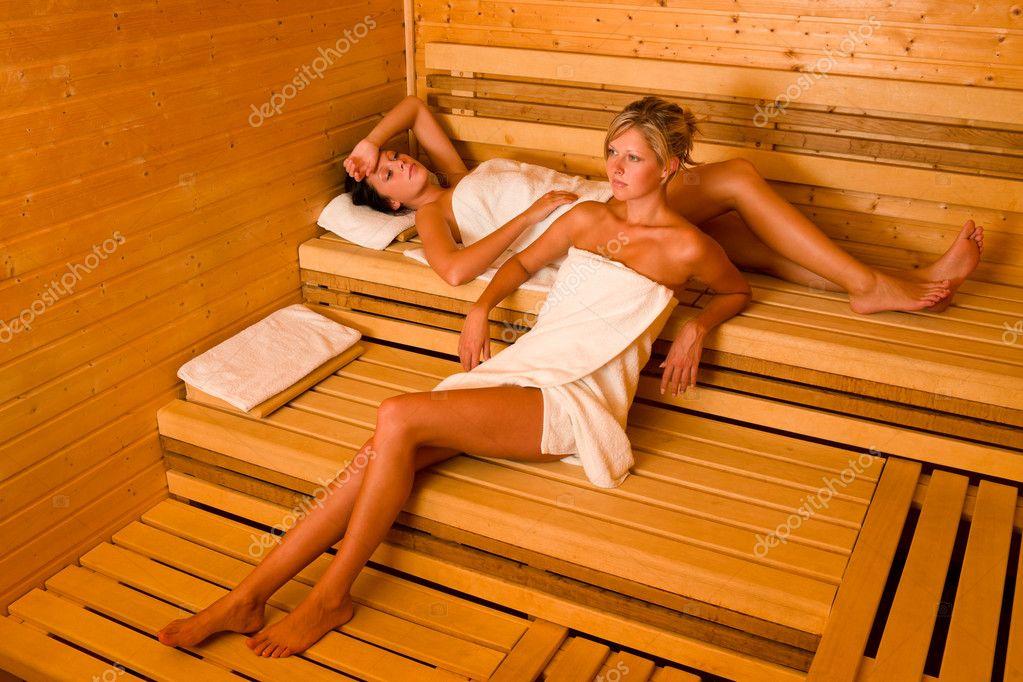 фото баб в бане
