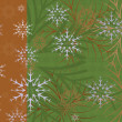 Festive Christmas background — Imagen vectorial