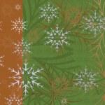 Festive Christmas background — Stock Vector