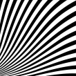 图库矢量图片: Abstract striped background