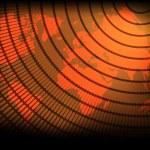 Abstract dark background — Stock Vector