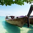 Boats in Thailand — Stock Photo