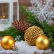 Christmas decorations — Stock Photo #7246196