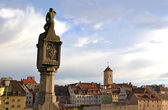 Bruckmandl Regensburg — Stock Photo