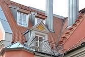 Dach z ratyzbony — Zdjęcie stockowe