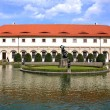 Stock Photo: Gardens of Wallenstein
