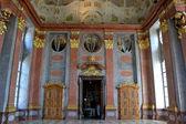 Melk Abbey Ceiling Marble hall — Stock Photo