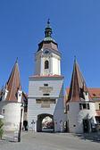 Steinertor gate in Krems — Stock Photo