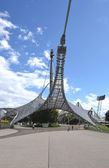 Olympiapark Munich — Stock Photo