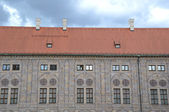 Munich residenz palace — Stock Photo