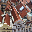 Royalty-Free Stock Photo: Roofing of Old Prague