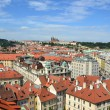 Stock Photo: Roofing of Old Prague