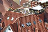 屋上のバー — ストック写真