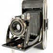 Antique Old photo Camera — Stock Photo
