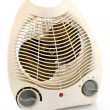 Electric heater - Foto Stock