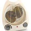 Electric heater — Stock Photo #7797878
