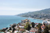 Yalta panorama — Stock Photo