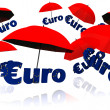 Euro bailout fund — Stock Photo #7545909