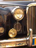 Vintage alman otomobil ızgara — Stok fotoğraf