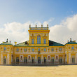 Stock Photo: Wilanow palace in Warsaw, Poland